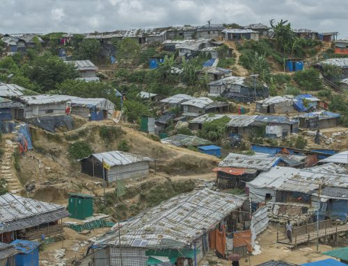 The Recent Destruction of Shelters at the Refugee Camp and The Plight of Rohingyas